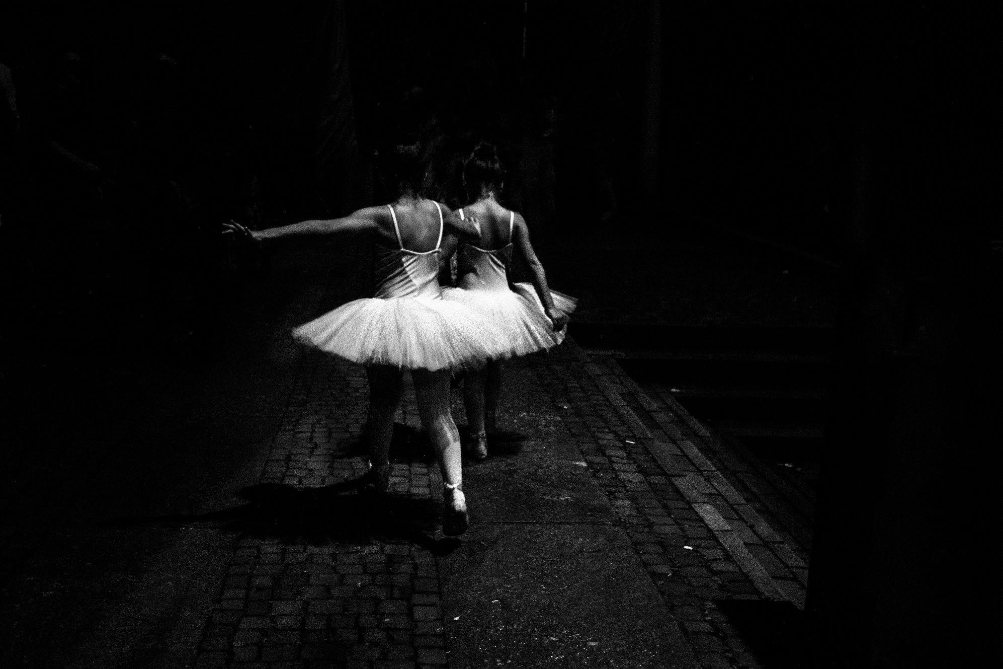 A passo di danza...