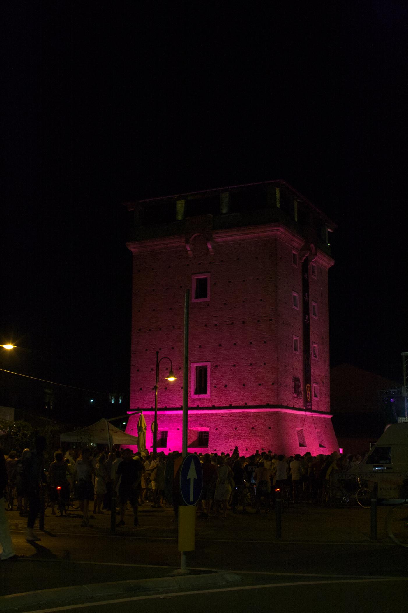 Pink Night...
