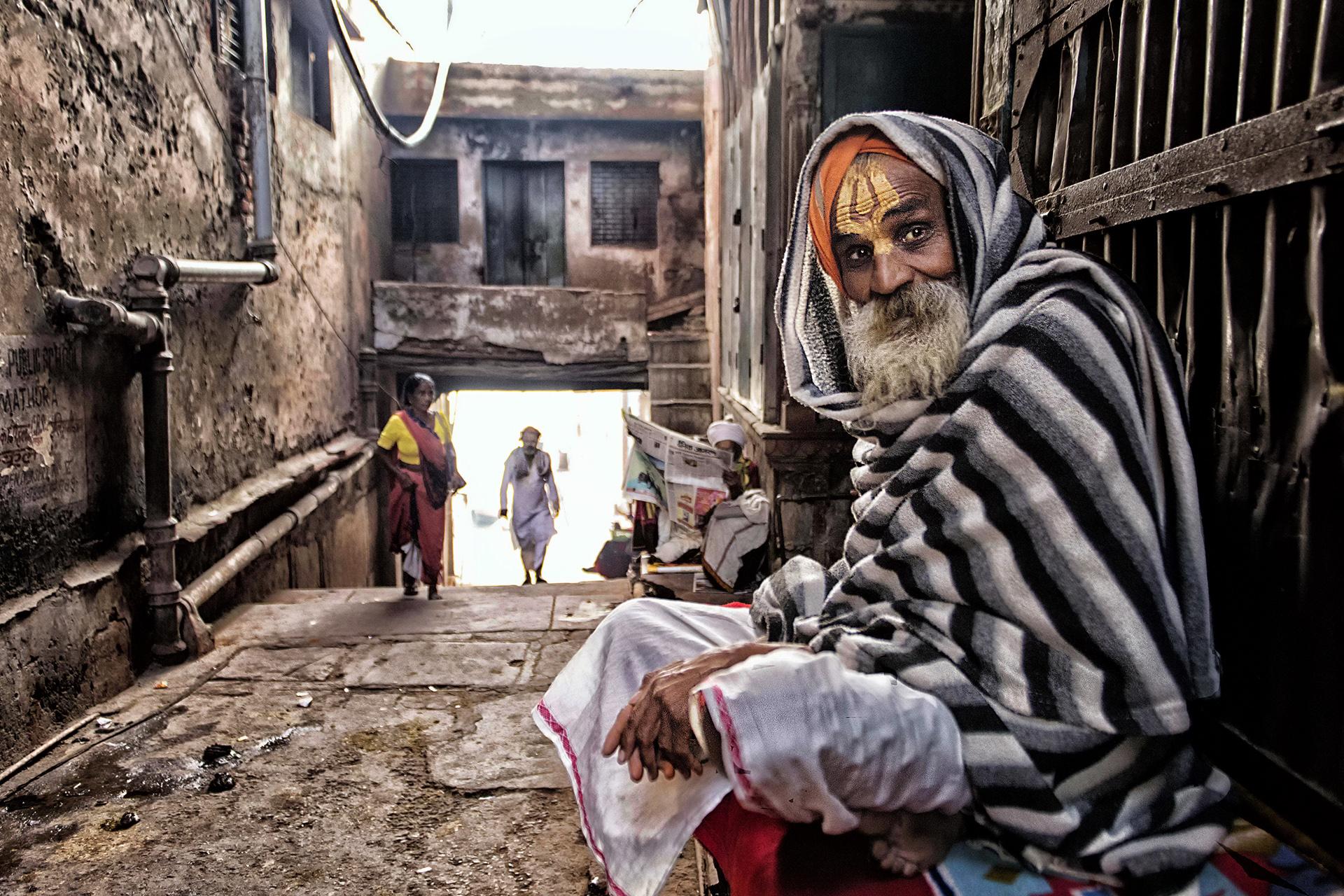 Street Mathura...