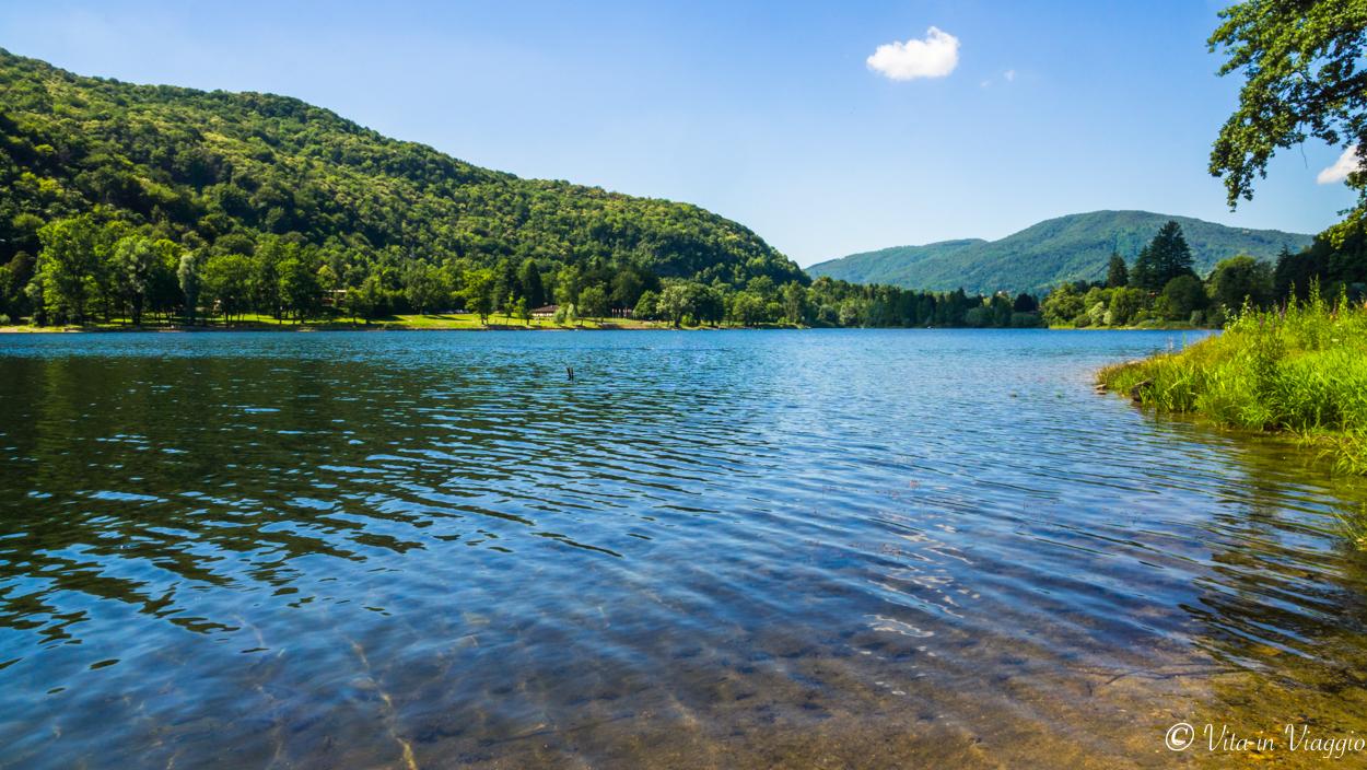Lake Ghirla ...