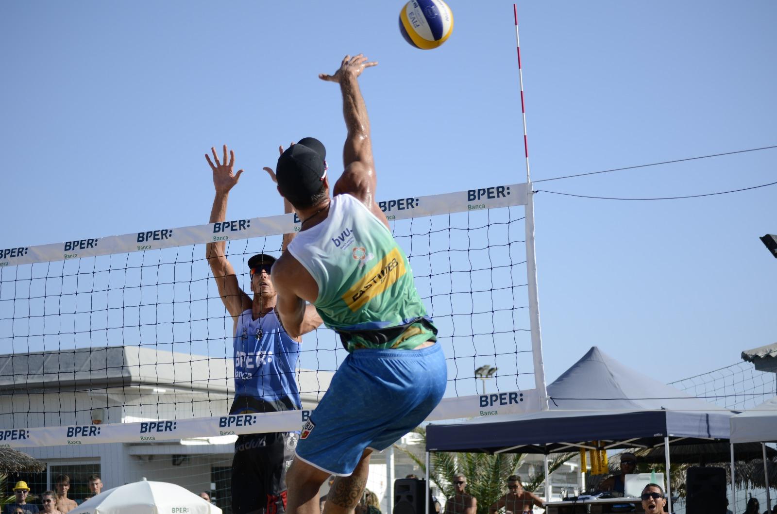 Beach volley finale...