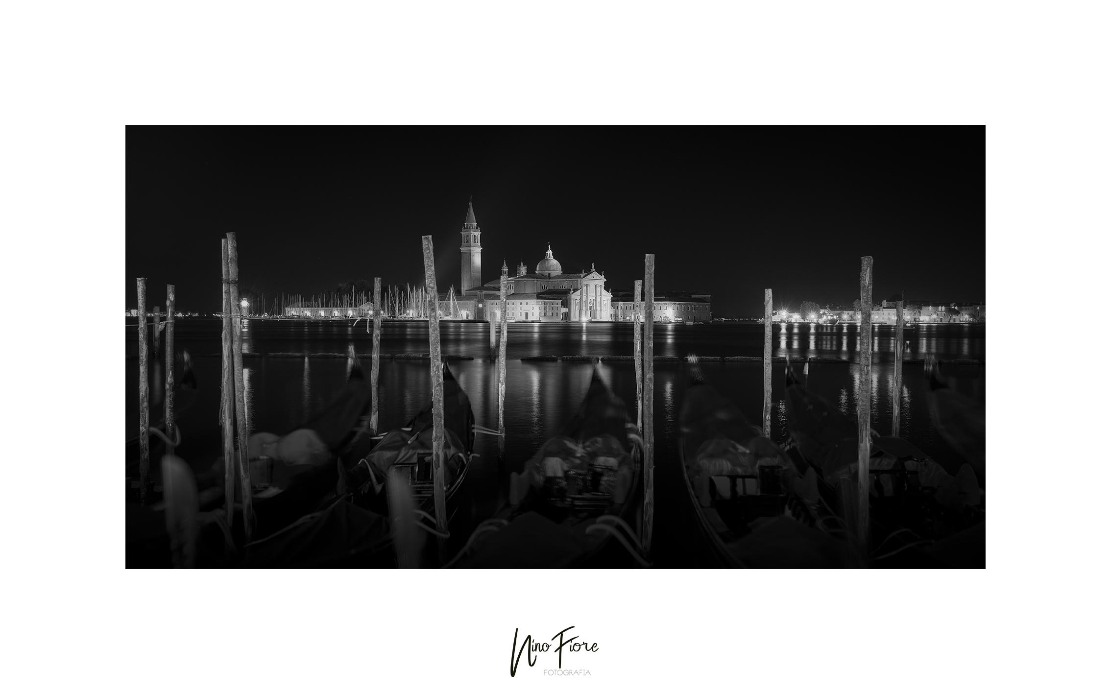 Venice in B&W...