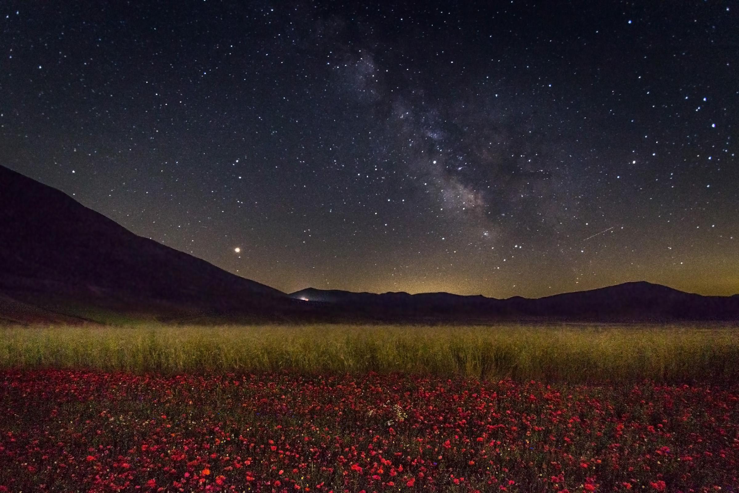 Valutazioni e suggerimenti per una prima Via Lattea...