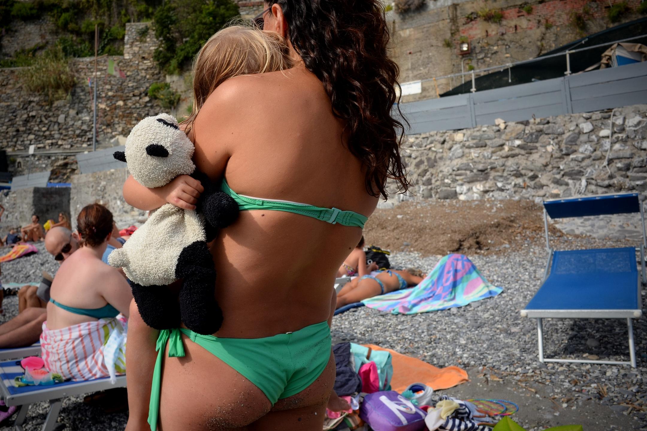 Il panda...