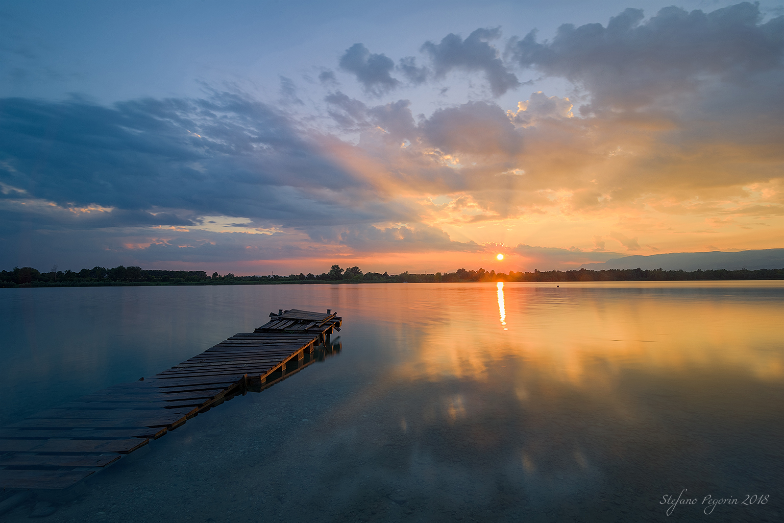 Lake of Camazzole 3...