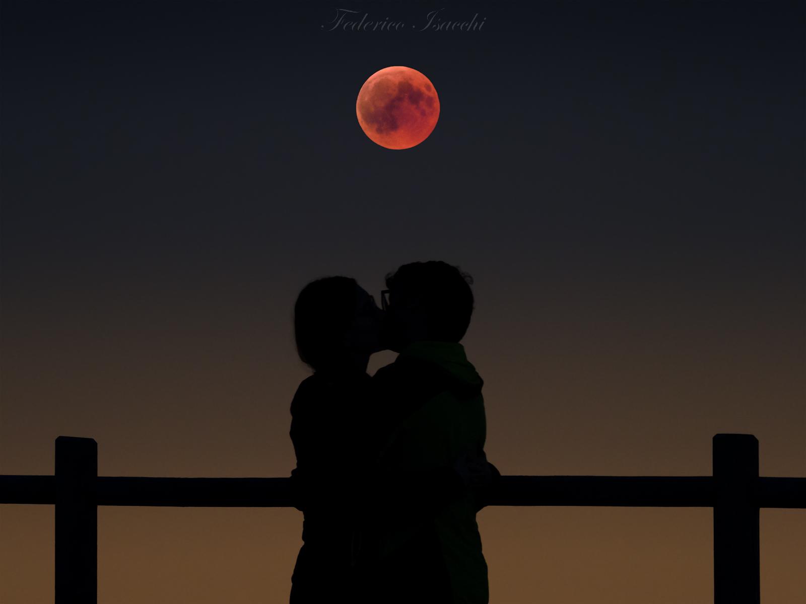 Love under the Moon ...