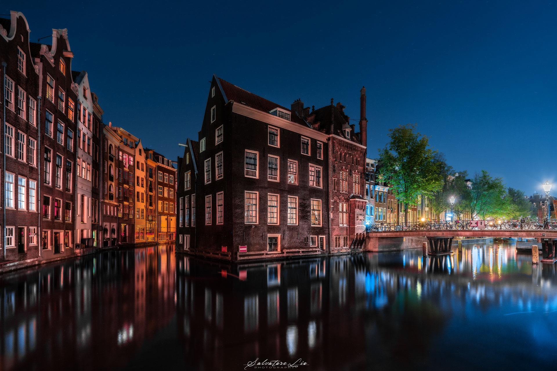 Amsterdam Old City...