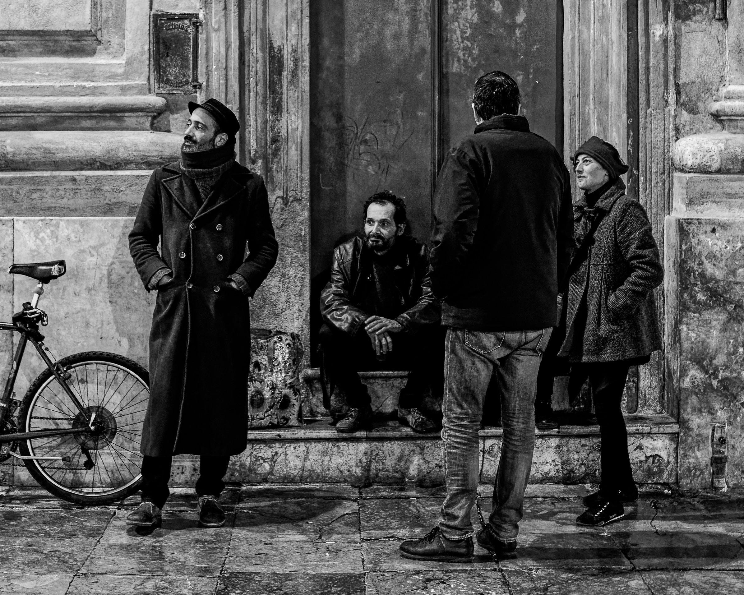 Living in Palermo-Via Maqueda-...