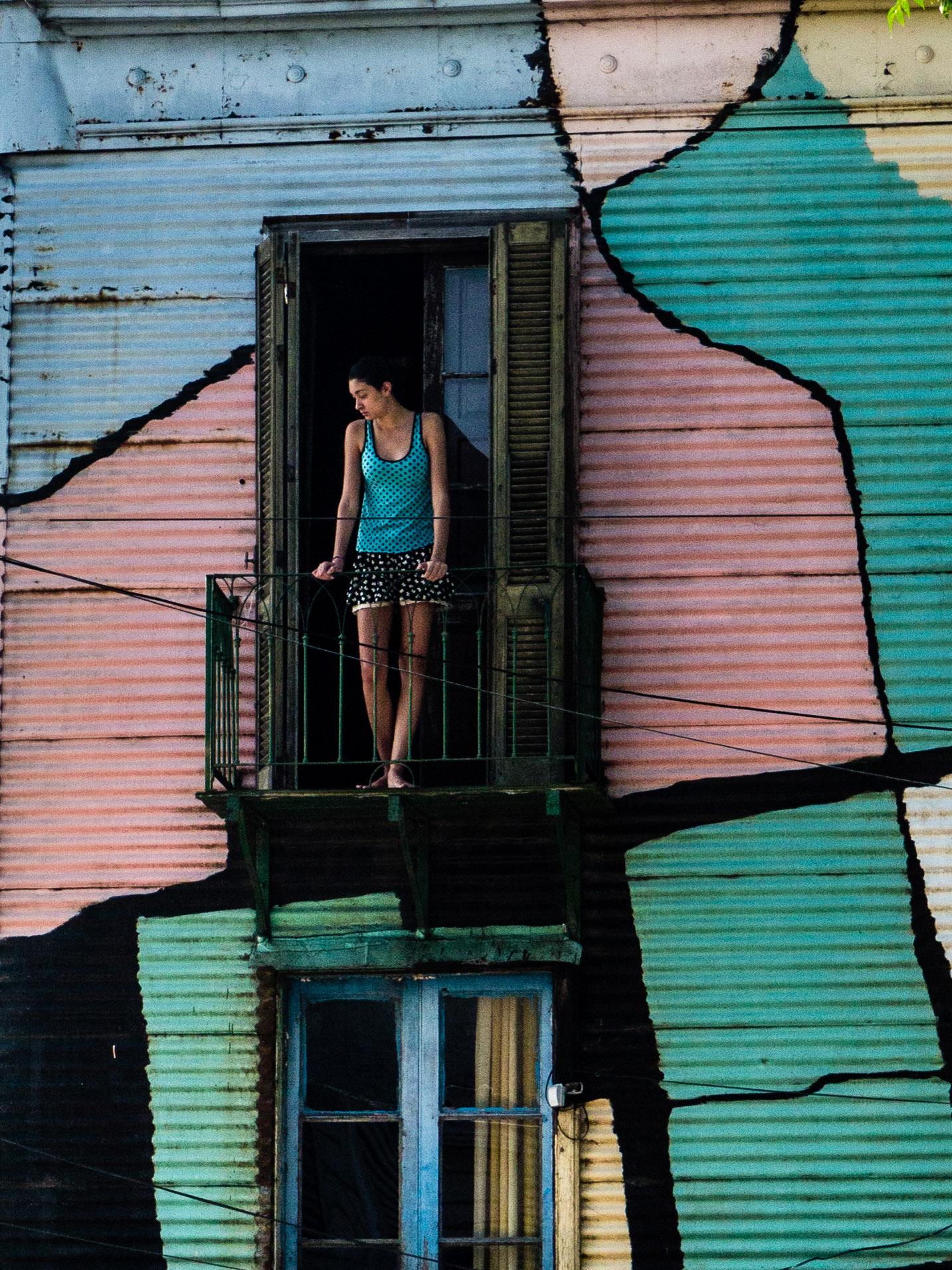Caminito, Buenos Aires...