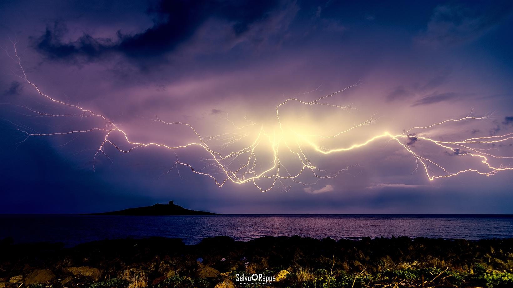 Thunderstorm...
