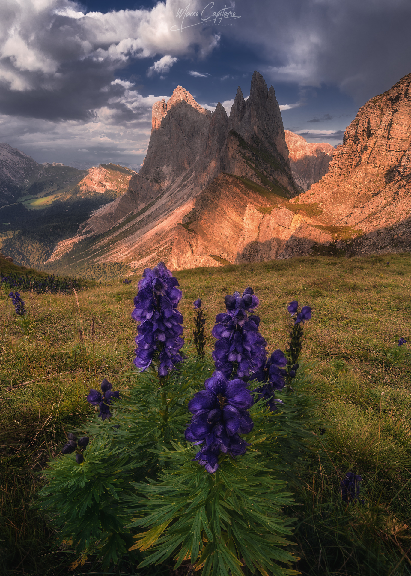 A classic of the Dolomites...
