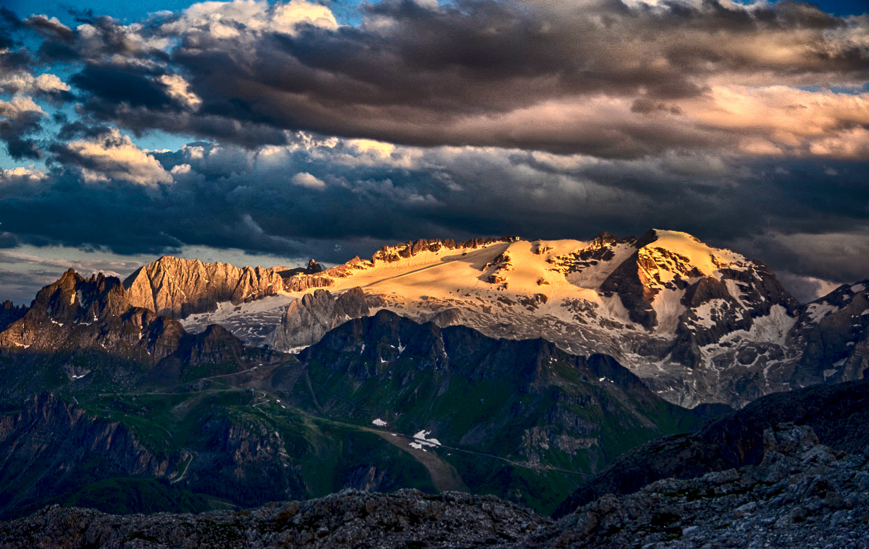 Sunset-Marmolada...