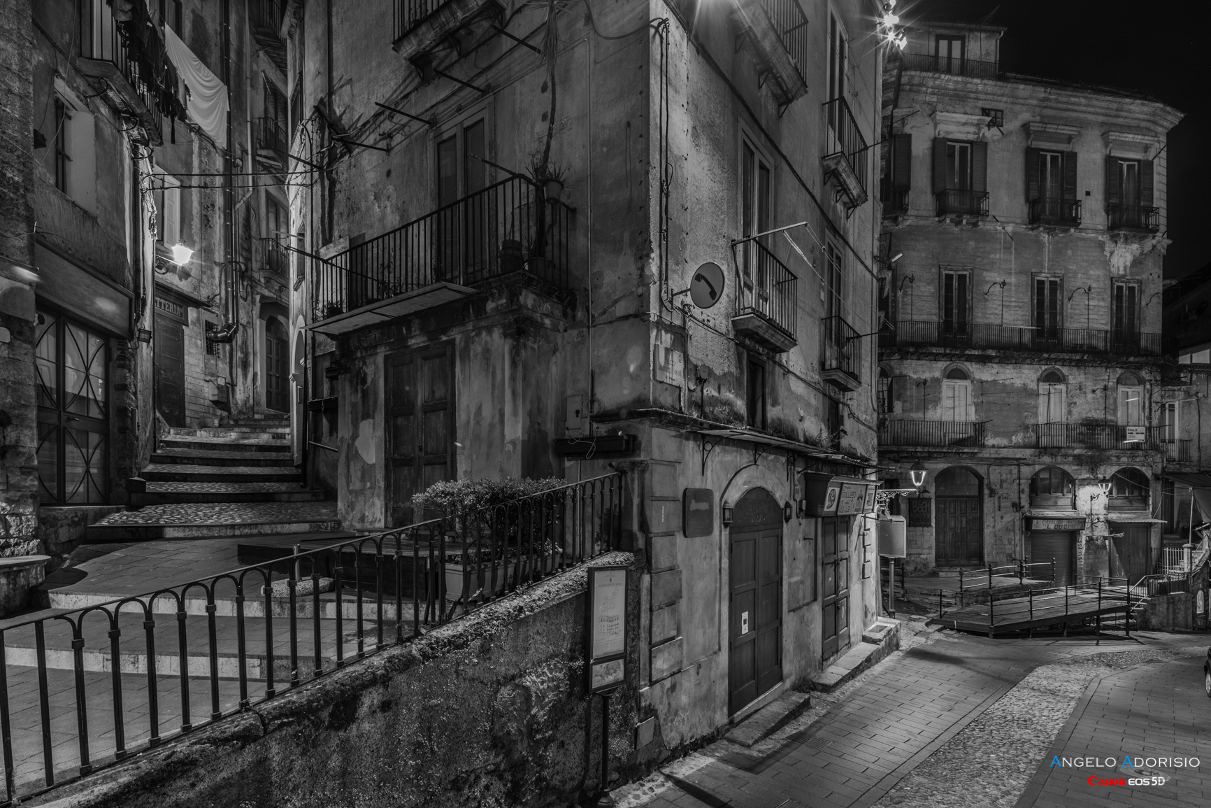 Cosenza Vecchia-A heritage unchanged in time...