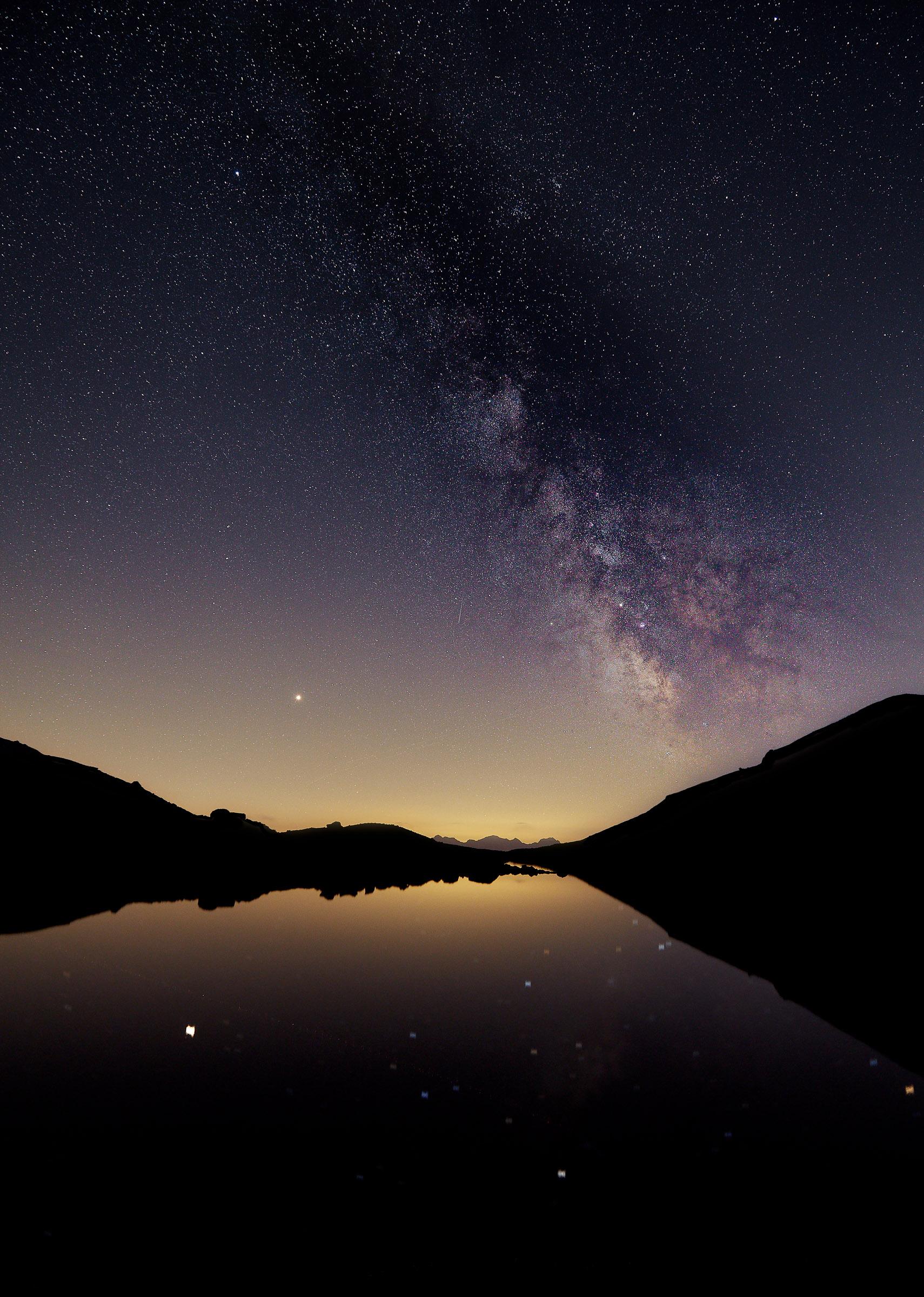 Lago Luseney...