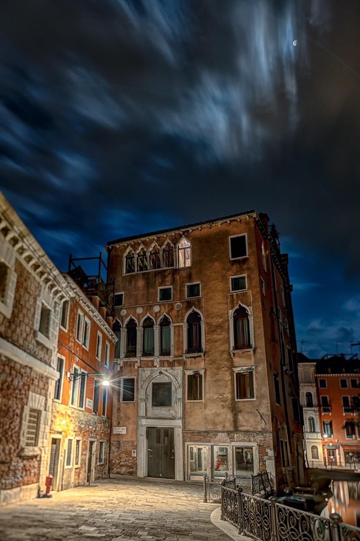 The Moon on Venice..........