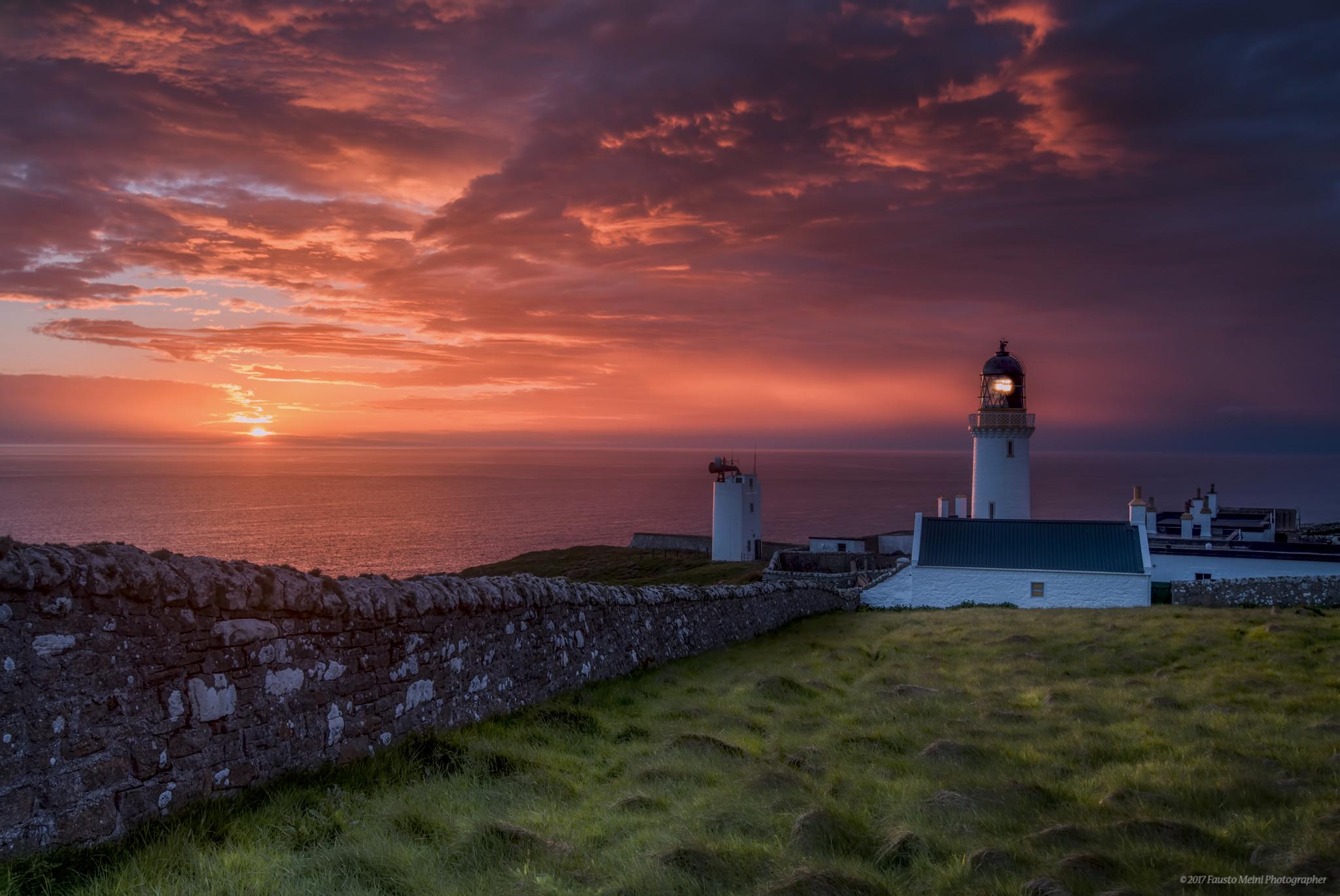 Dunnet Head Lighthouse...