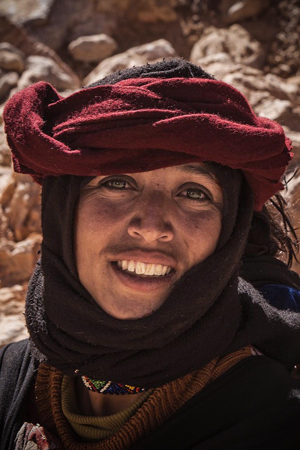 Nomadic Berber...