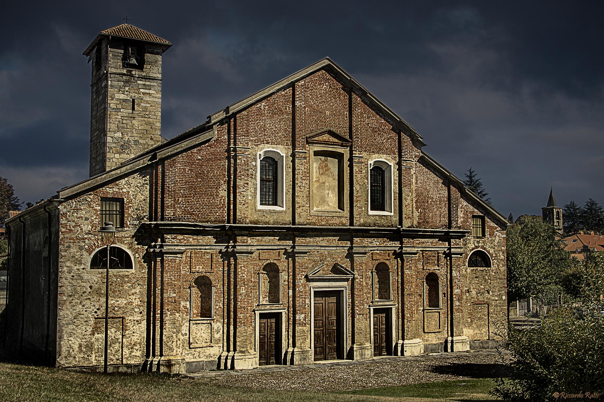 Santuario della Madonna del Rosario...