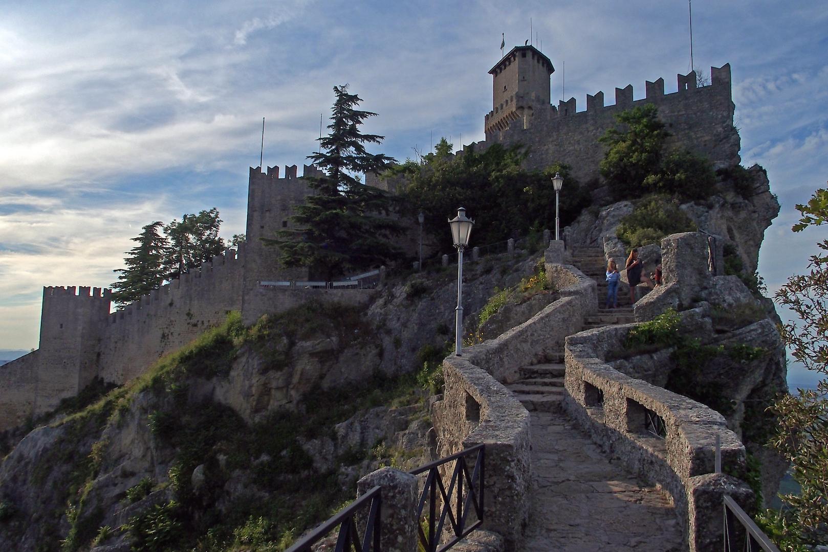 Castello Guaita Rep.S.Marino   JuzaPhoto
