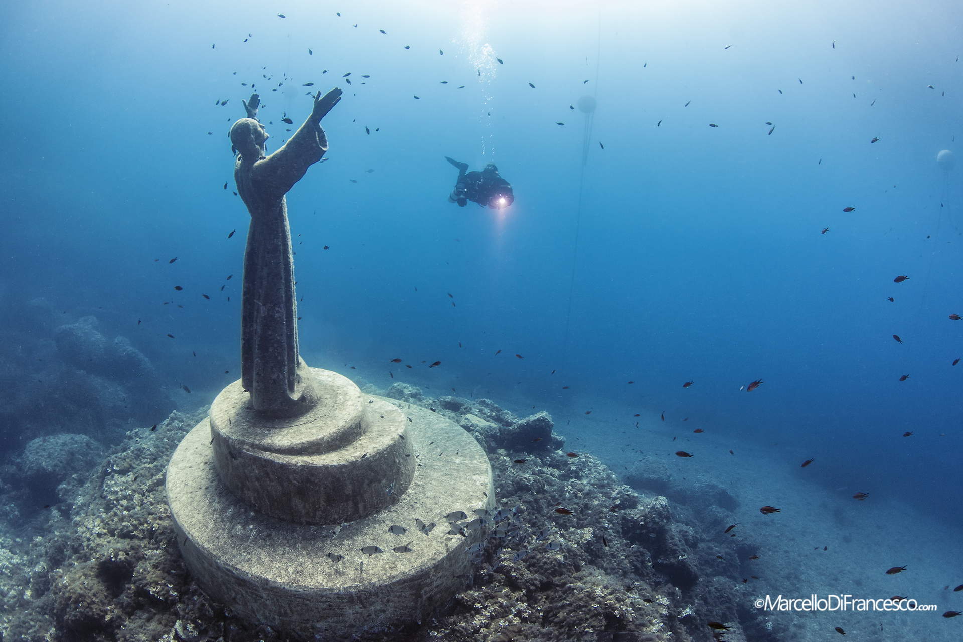 Christ of the Abyss ...