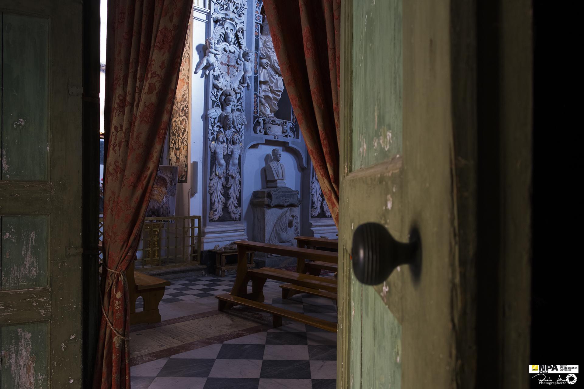 Church of San Francesco-Mazara del Vallo-Italy...
