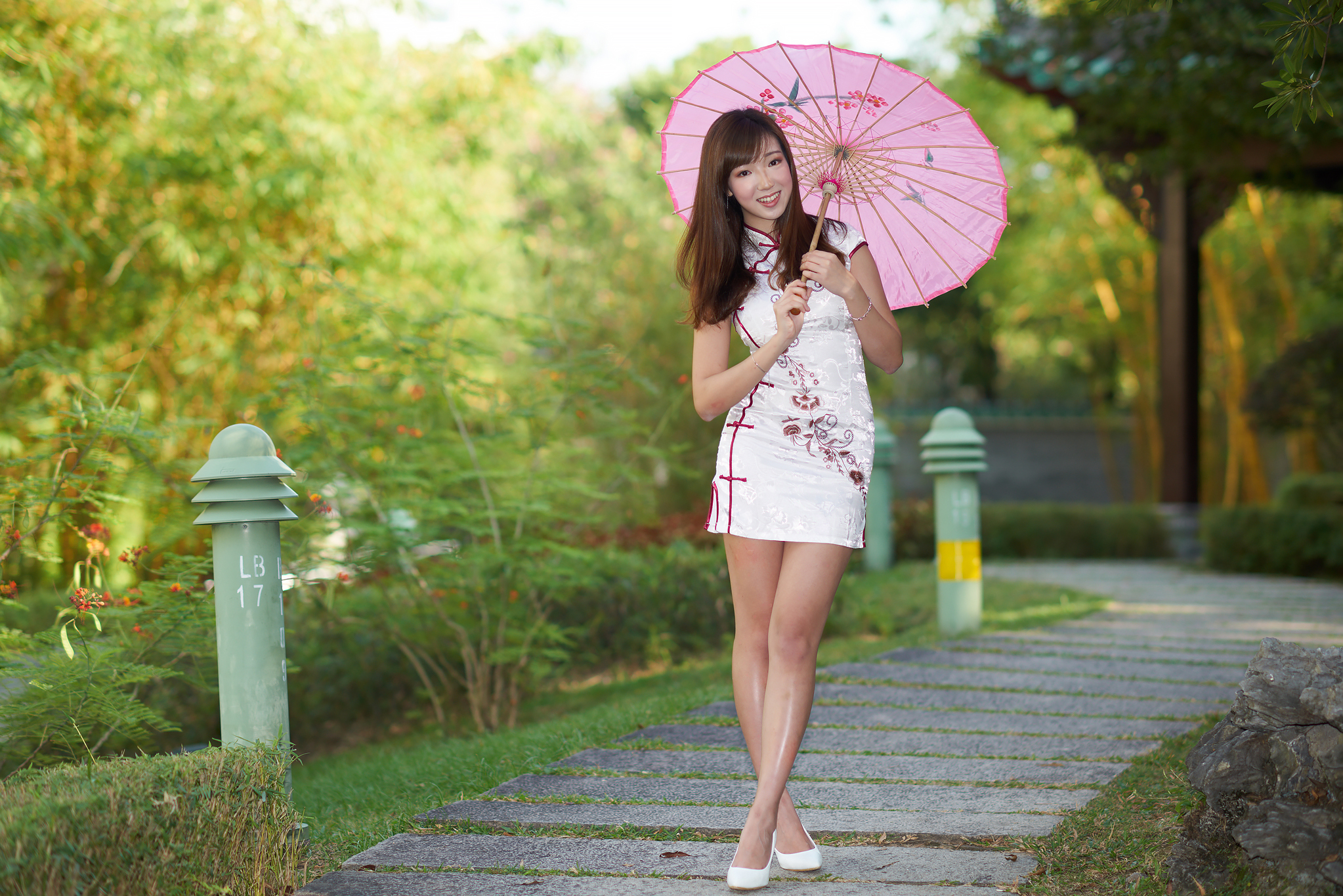 China style...
